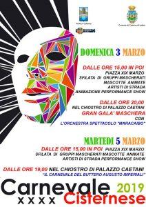 Carnevale di Cisterna di Latina 2019