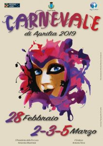 Carnevale di Aprilia 2019