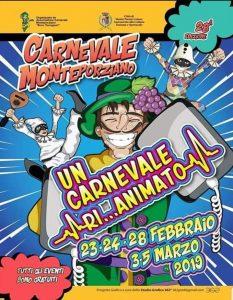 Carnevale Monteporziano 2019