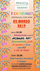 Carnevale 2019 Salisano (RI)