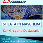 Carnevale San Gregorio da Sassola 2019