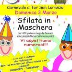 Carnevale Tor San Lorenzo 2019