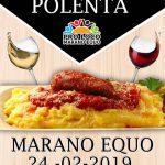 Sagra della Polenta Marano Equo 2019