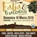 sagra falia e broccoletti Priverno 2019