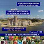 mostra floro vivaistica Terme in Fiore 2019