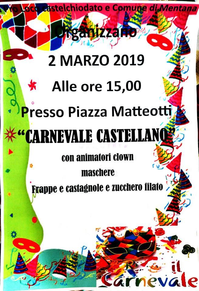 Carnevale 2019 Castelchiodato (Mentana, RM)