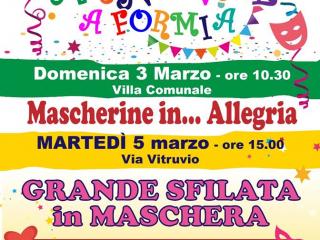 Carnevale Formia 2019