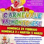 carnevale Valmontone 2019