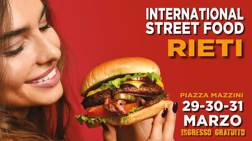 International Street Food Rieti 2019