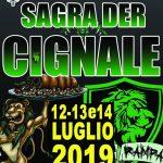 sagra del cinghiale Canale Monterano 2019