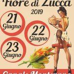 Sagra dei fiori di zucca Canale Monterano 2019