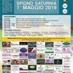 Primo Maggio Spigno Saturnia 2019