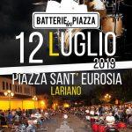 festa delle batterie Lariano 2019
