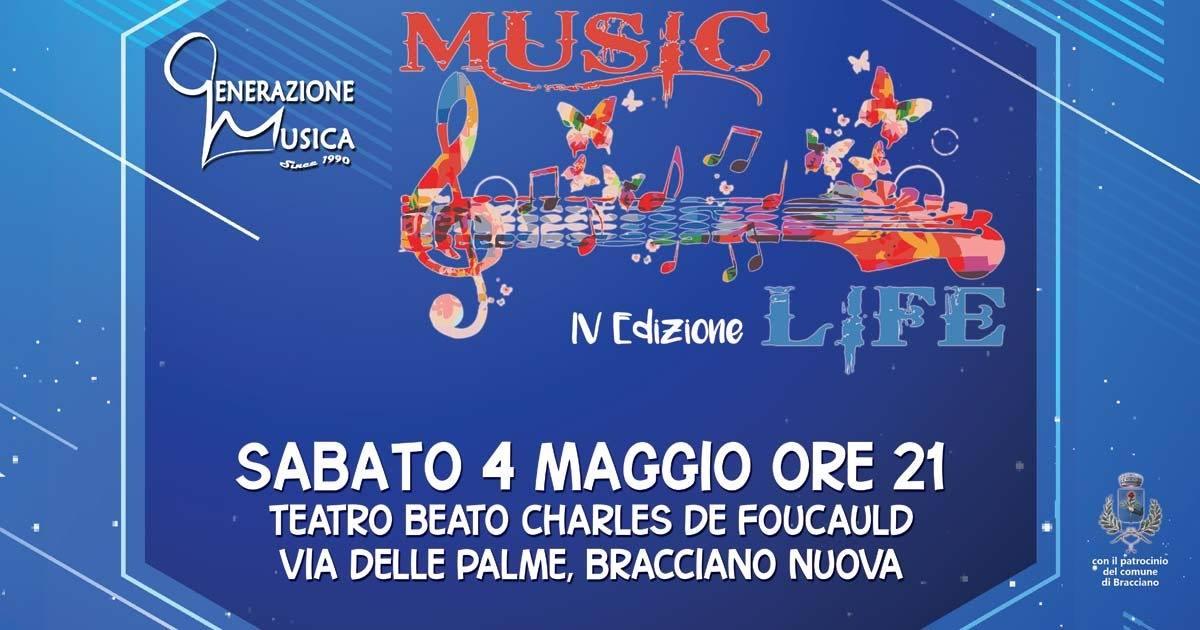 Generazione Musica presenta Music Life 2019 Bracciano
