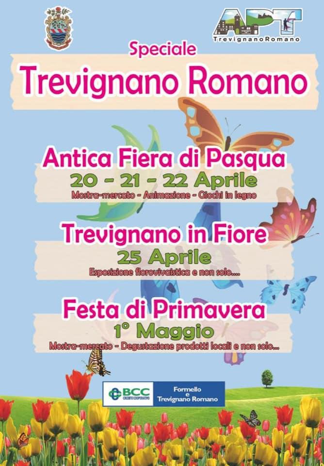 Primo Maggio 2019 Trevignano Romano