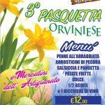 Pasquetta Orvinio 2019