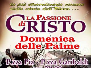 Passione di Cristo Anzio 2019