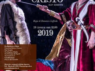 Passione di Cristo Bracciano 2019