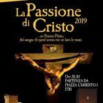 Passione di Cristo vivente Itri 2019