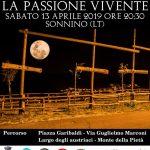 la Passione di Cristo vivente a Sonnino 2019