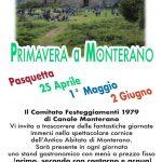 Pasquetta, 25 aprile, Primo Maggio, 2 giugno alle rovine di Monterano