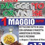 Primo Maggio Ovinio 2019