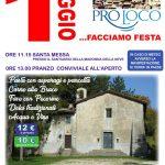 Primo Maggio 2019 Vivaro Romano