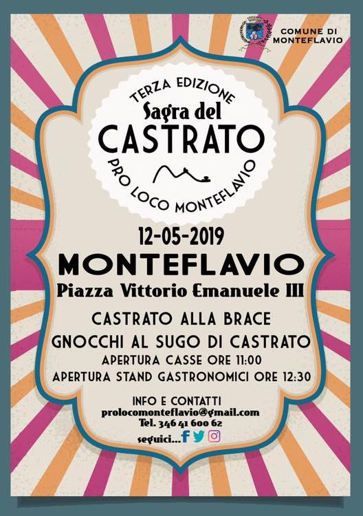 Sagra del castrato 2019 Monteflavio (RM)