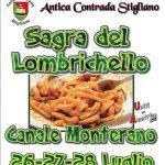 Sagra dei lombrichi Canale Monterano 2019