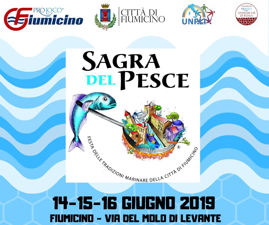 Sagra del pesce Fiumicino 2019