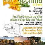 Sagra della zucchina Fabrica di Roma 2019