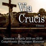 Passione di Cristo Minturno 2019