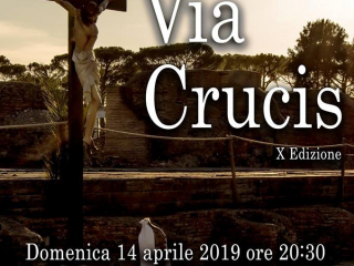 Via Crucis Minturno 2019