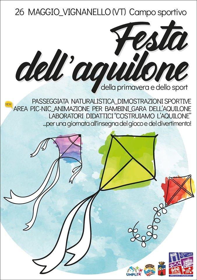 Festa dell'aquilone 2019 Vignanello (VT)