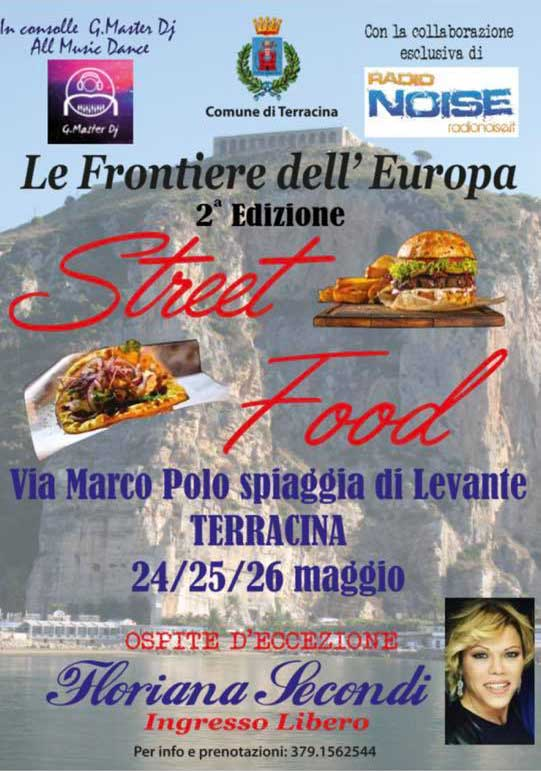 Street food Terracina 2019