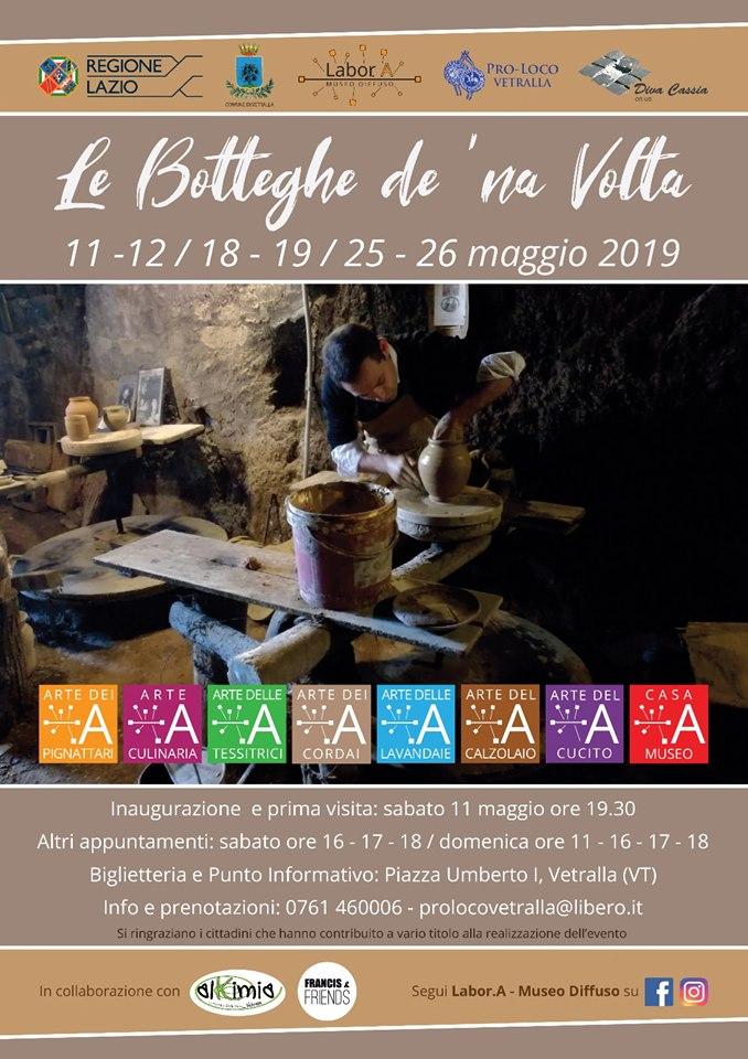 mostra di arti e mestieri storici Vetralla 2019