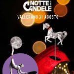 Notte delle candele Vallerano 2019