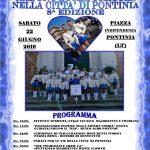 Festa di majorettes Pontinia 2019