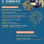 programma della sagra del pesce marinato Trevignano Romano 2019