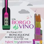 Festa del vino Ronciglione 2019