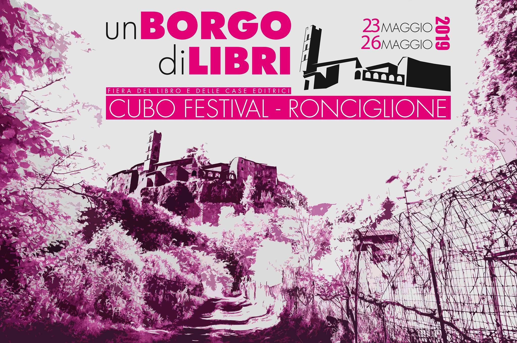 Cubo Festival 2019 Ronciglione (VT)