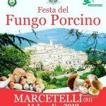 Sagra del fungo porcino Marcetelli 2019