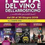 Festa del vino e degli arrosticini Allumiere 2019