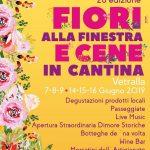 programma delle cantine di Vetralla 2019