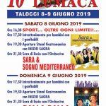 Sagra della Lumaca Fara Sabina 2019