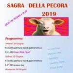 Sagra della pecora Castelchiodato 2019