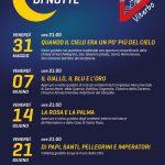 Visite guidate notturne a Viterbo 2019