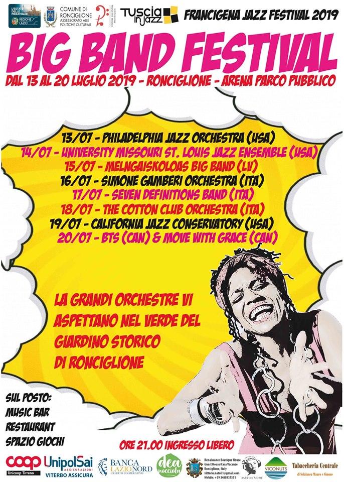 Festival internazionale delle orchestre Ronciglione 2019