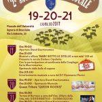 programma della Sagra della carne locale Bracciano 2019