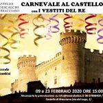 Carnevale al castello di Bracciano 2020